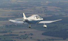 Avion DR250 en vol